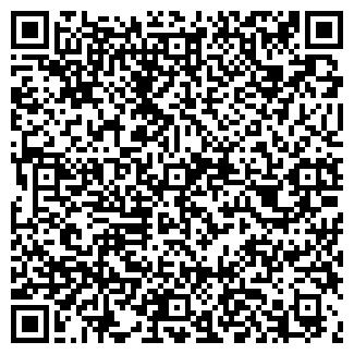 QR-код с контактной информацией организации ООО ЛИГА ОКОН