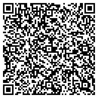 QR-код с контактной информацией организации ЗНАХАРЬ