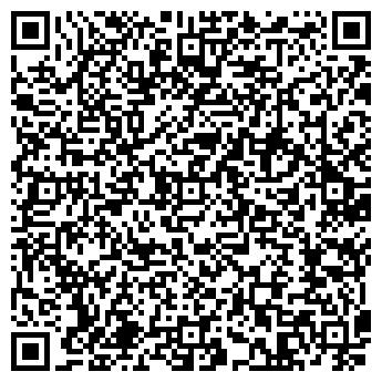 QR-код с контактной информацией организации ДРЕЗНЕНСКАЯ ШКОЛА № 1