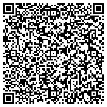 QR-код с контактной информацией организации КАБАНОВСКАЯ ШКОЛА