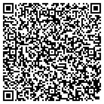 QR-код с контактной информацией организации КУРОВСКАЯ ШКОЛА № 6