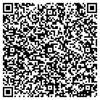QR-код с контактной информацией организации АБРАМОВСКАЯ ШКОЛА