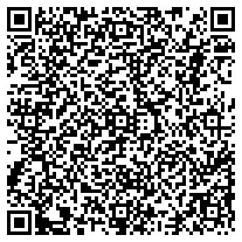 QR-код с контактной информацией организации АВСЮНИНСКАЯ ШКОЛА