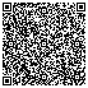 QR-код с контактной информацией организации МИСЦЕВСКАЯ ШКОЛА № 1