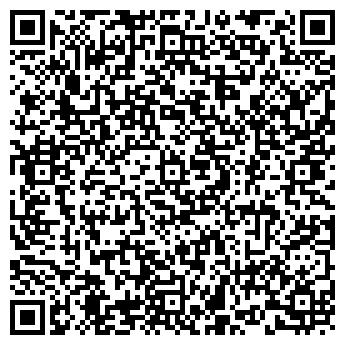 QR-код с контактной информацией организации АВИААГЕНТСТВО МИЛЛЕНИУМ
