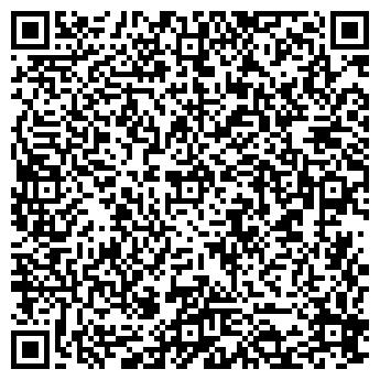 QR-код с контактной информацией организации ИНТЕРСЕРВИС+, ООО