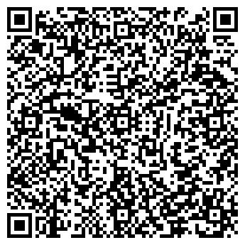 QR-код с контактной информацией организации Донецкий городской благотворительный фонд «Доброта»