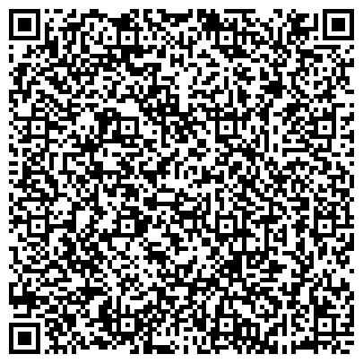 QR-код с контактной информацией организации Центр занятости населения  в Смоленском районе