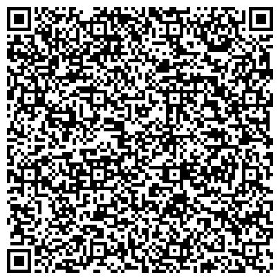 QR-код с контактной информацией организации Орехово-Зуевское районное управление социальной защиты населения