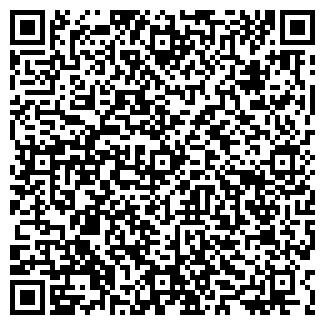 QR-код с контактной информацией организации СПУТНИК