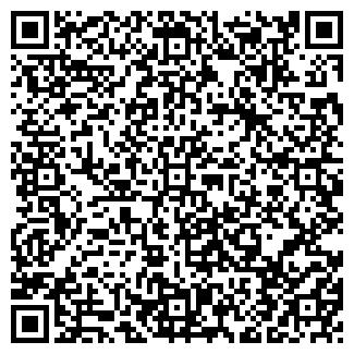 QR-код с контактной информацией организации РОСБАНК АКБ