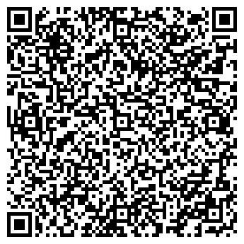 QR-код с контактной информацией организации БАНК МОСКВЫ