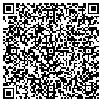 QR-код с контактной информацией организации РУСЬ-БАНК