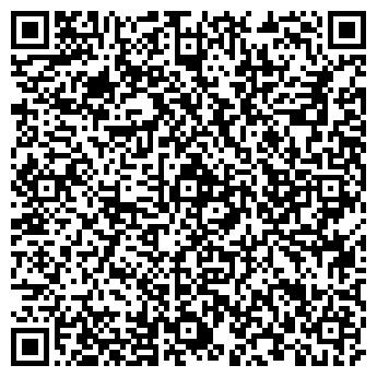 QR-код с контактной информацией организации СПАРТАК, ДЮСШ