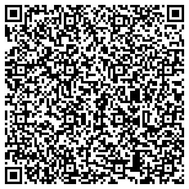 QR-код с контактной информацией организации ДЕЛЬФИН, ДЮСШ ОЛИМПИЙСКОГО РЕЗЕРВА N3 ОБЛАСТНОГО СК