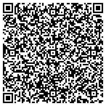 QR-код с контактной информацией организации КОВРИГИНСКАЯ НАЧАЛЬНАЯ ШКОЛА