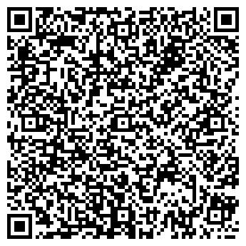 QR-код с контактной информацией организации БАРВИНОК, ЗАО
