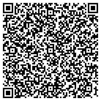 QR-код с контактной информацией организации НОВЫЙ ГОРОД