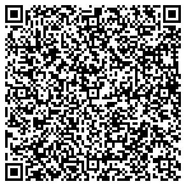 QR-код с контактной информацией организации АКТИВ НЕДВИЖИМОСТЬ