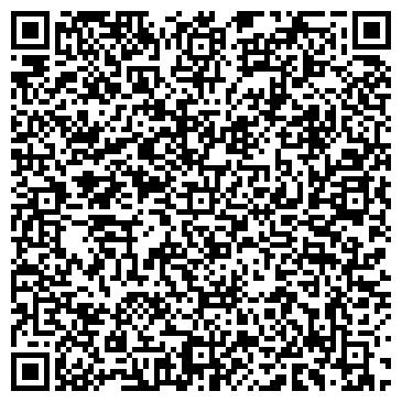 QR-код с контактной информацией организации ПЕРВОМАЙСКАЯ ТИПОГРАФИЯ, КП