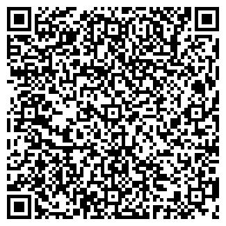 QR-код с контактной информацией организации БУМЕРАНГ-ТУР