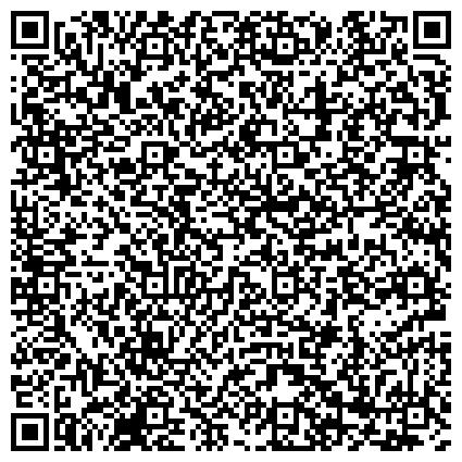 QR-код с контактной информацией организации Администрация городского округа Павловский Посад  Территориальные управления