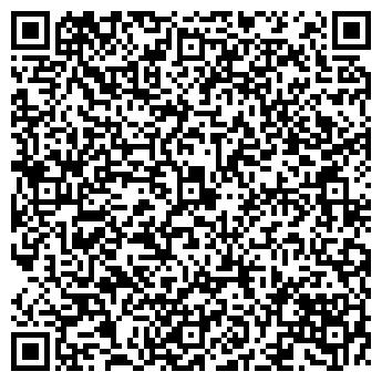 QR-код с контактной информацией организации ЮДЖИНИЯ-ТРЕВЕЛ ЛТД, ООО