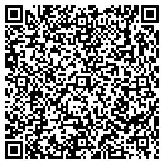 QR-код с контактной информацией организации БАМ-УКРАИНА