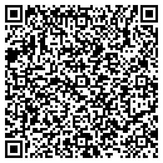 QR-код с контактной информацией организации По финансам