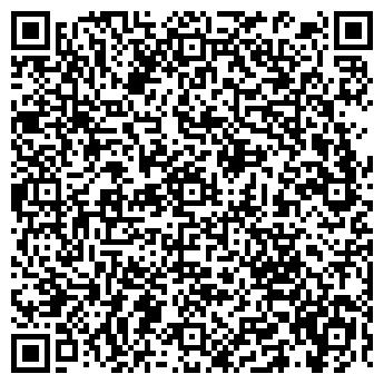 QR-код с контактной информацией организации МАГАЗИН ХОРОШИЙ