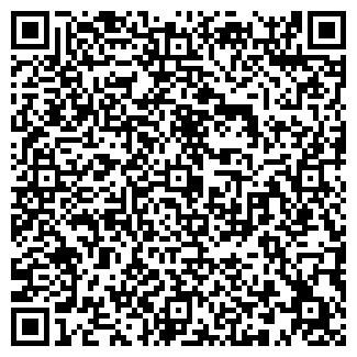 QR-код с контактной информацией организации АЛЯСКА КО, ООО