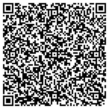 QR-код с контактной информацией организации ИНТЕРВИНДОУС, УКРАИНСКО-АМЕРИКАНСКОЕ СП