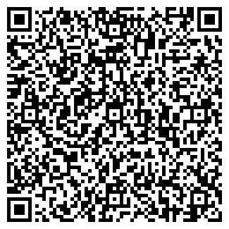 QR-код с контактной информацией организации ЛЕДИВА, ООО