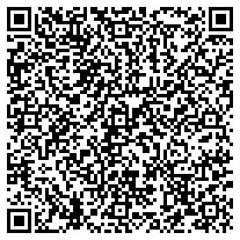 QR-код с контактной информацией организации РОДНИЧОК, ДЕТСКИЙ САД № 27