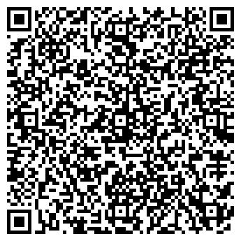 QR-код с контактной информацией организации КЛИП-ИНСТАР, ЗАО