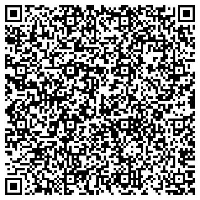 QR-код с контактной информацией организации НИИПРОЕКТРЕКОНСТРУКЦИЯ, ПРОЕКТНО-ПРОИЗВОДСТВЕННОЕ КП, НИКОЛАЕВСКИЙ ФИЛИАЛ