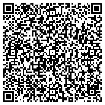 QR-код с контактной информацией организации КУХОННЫЙ ДВОР