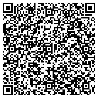 QR-код с контактной информацией организации КЛУБ ИНФО
