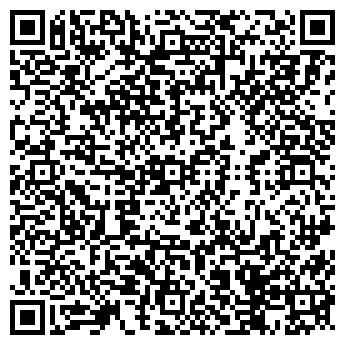 QR-код с контактной информацией организации ОБРУЧ