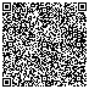 QR-код с контактной информацией организации Дополнительный офис № 18 Парковый