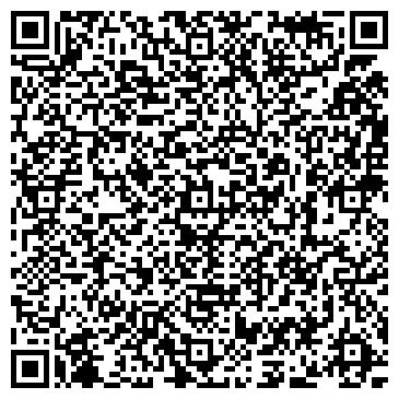 QR-код с контактной информацией организации Операционная касса № 2 Центральный офис