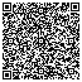 QR-код с контактной информацией организации ДУБРОВИЦКАЯ ШКОЛА