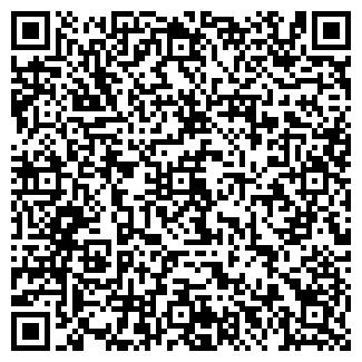 QR-код с контактной информацией организации ЕРИНСКАЯ ШКОЛА