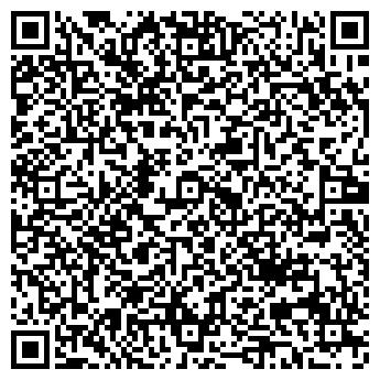 QR-код с контактной информацией организации МЯСНОЙ ДОМ БОРОДИНА, ООО