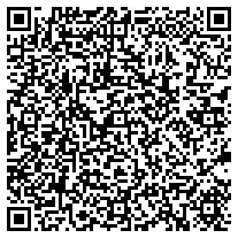 QR-код с контактной информацией организации ЕВРАЗИЙСКИЙ КЛУБ