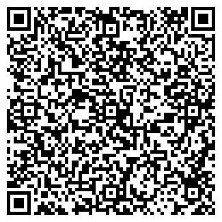 QR-код с контактной информацией организации МИСТЕР ИКС