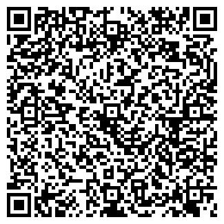 QR-код с контактной информацией организации БУРАТИНО