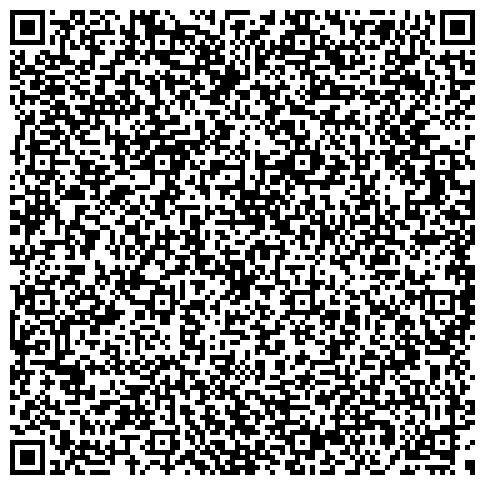 QR-код с контактной информацией организации Территориальный отдел Управления Роспотребнадзора по Московской области в городе Ивантеевка, Пушкинском,  Сергиево-Посадском районах