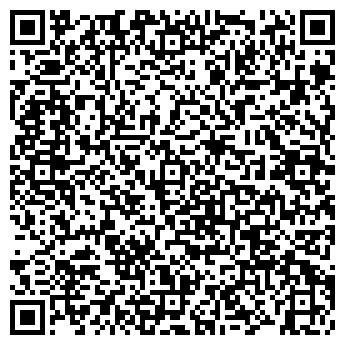 QR-код с контактной информацией организации ООО УДАЧА