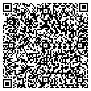 QR-код с контактной информацией организации РОДНЫЕ ПРОСТОРЫ